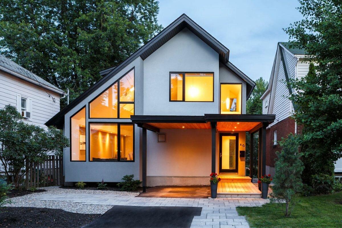 Частный картинки дом