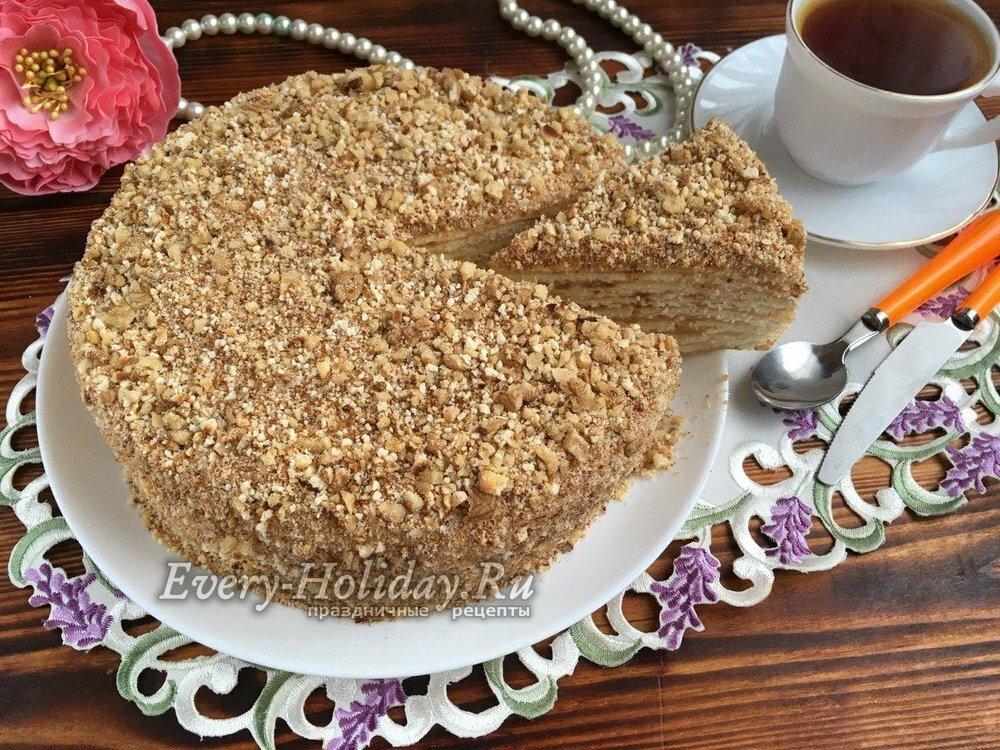 тортик на сковороде пошаговый рецепт с фото понять суть