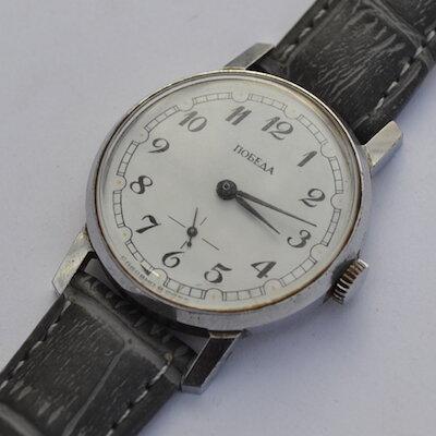 Победа продать часы ссср часы спб купить в ломбарде