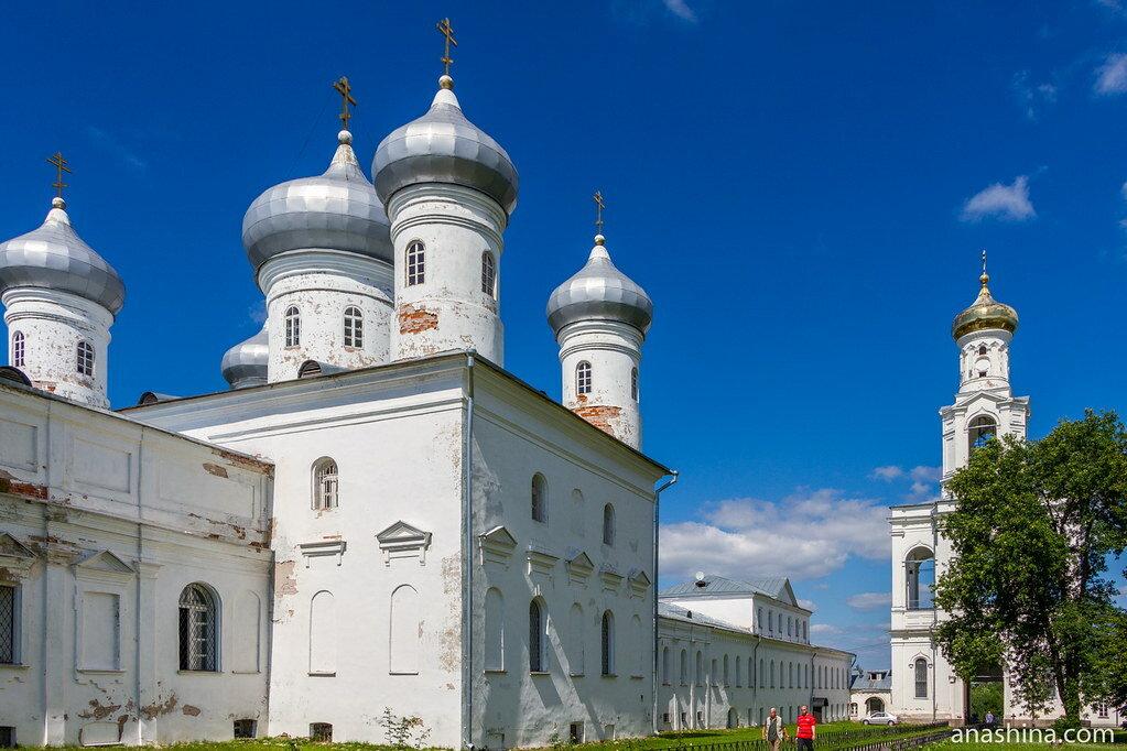 картинки новгород георгиевский собор дорожек пляжа