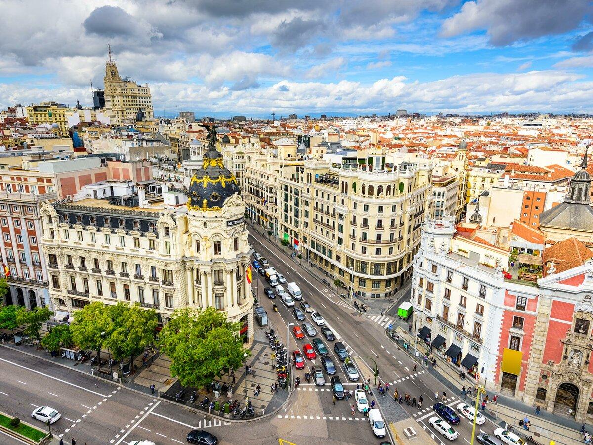 24 января 1606 года официально объявлено о переносе столицы Испании из Вальядолида в Мадрид