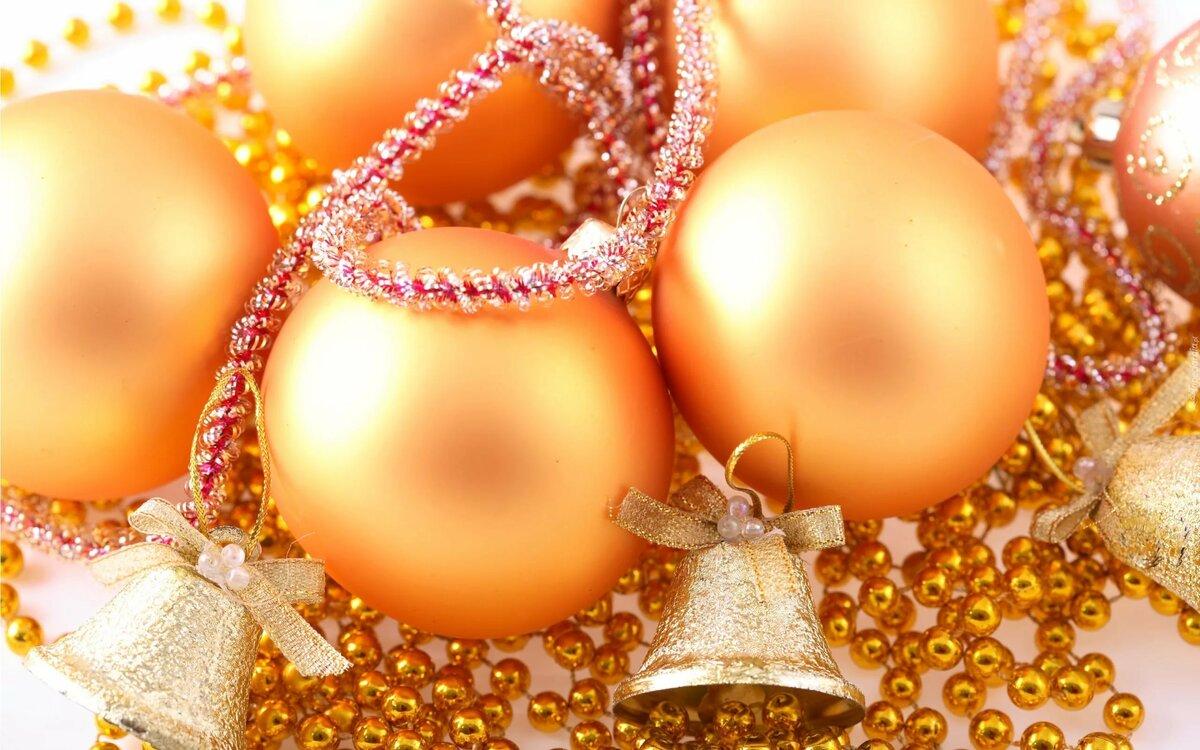 Новогодние красивые картинки на рабочий стол