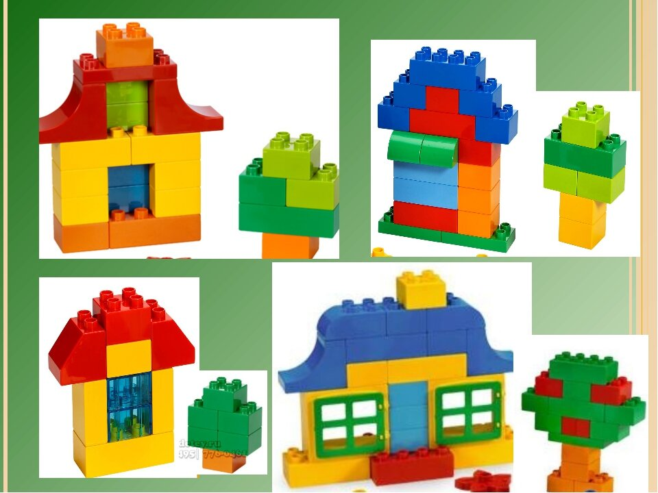 Схемы лего конструирования картинки