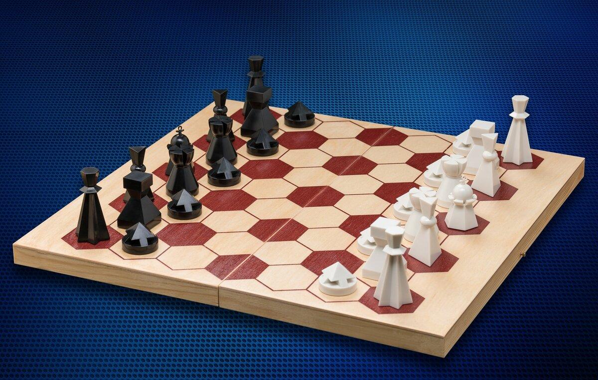 Русские шахматы картинка