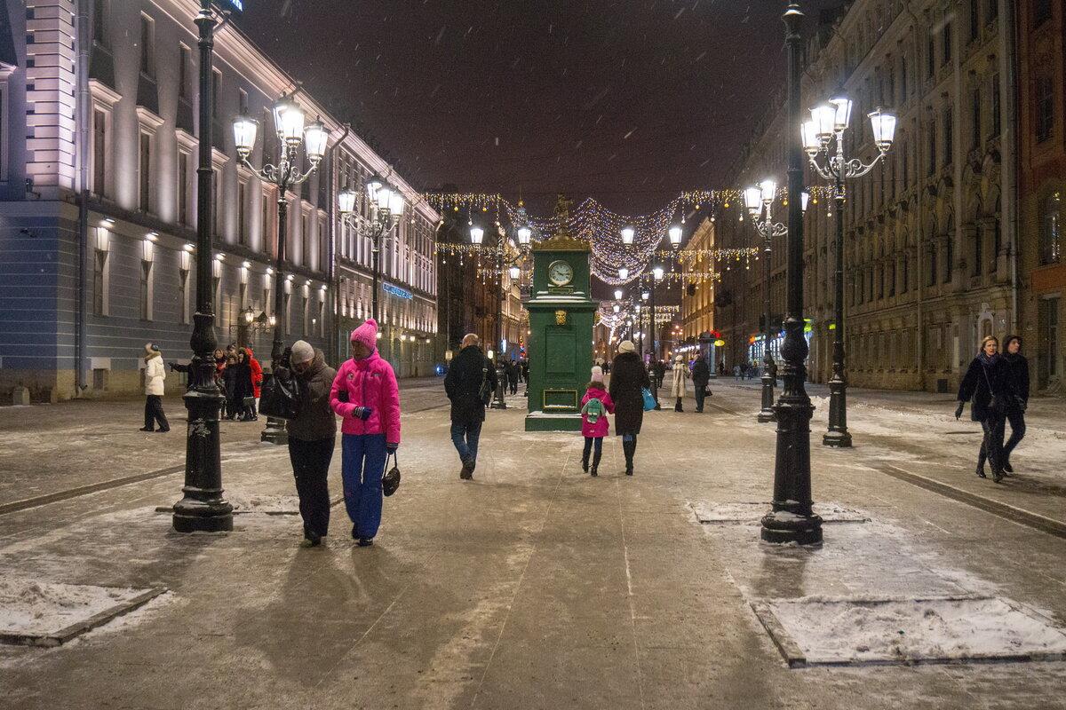 красивое место для фото зимой в спб ему принесли нестандартные