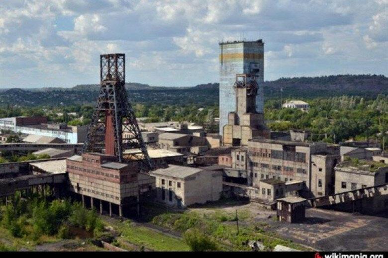 Фото шахты пять