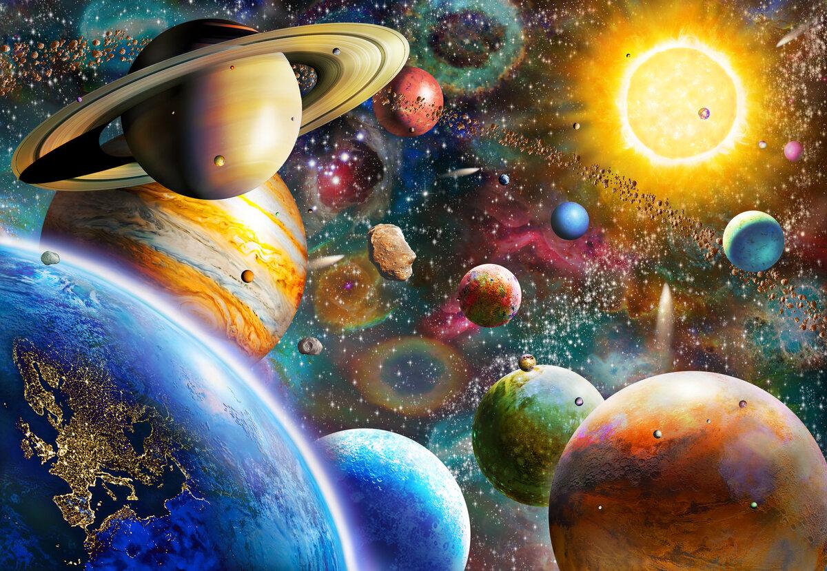 красивые картинки мироздания хочу узнать, можно