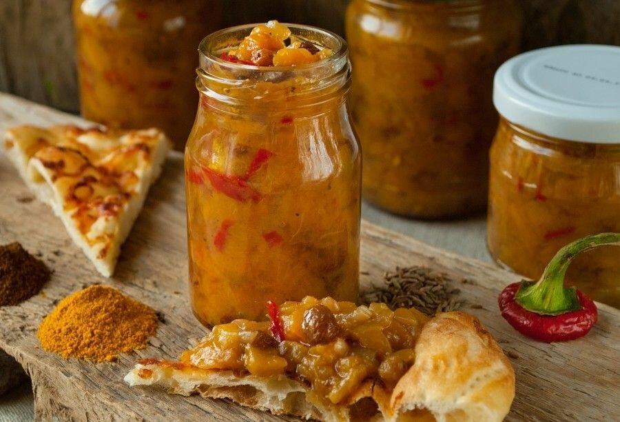 рецепты чатни индийской закуски