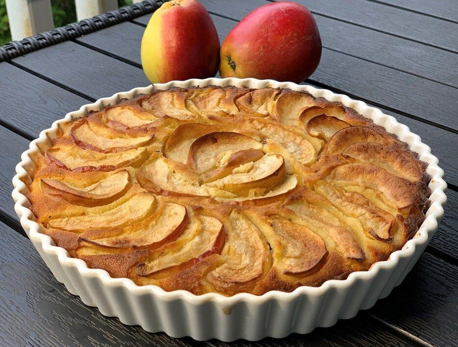 скручивание листьев подробный рецепт яблочного пирога с фото ветер всё