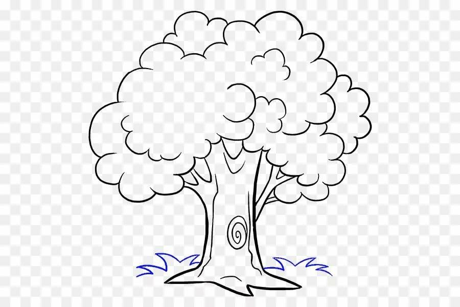 Дерево памяти картинки
