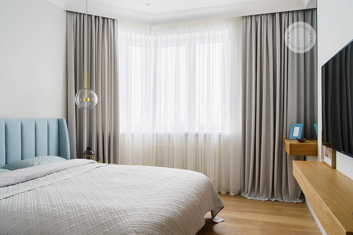 спальня шторы в цвет картинки ласточкино