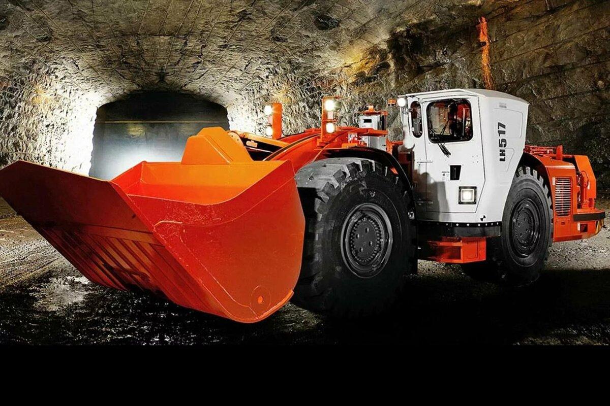 картинки шахтовой техники строительных