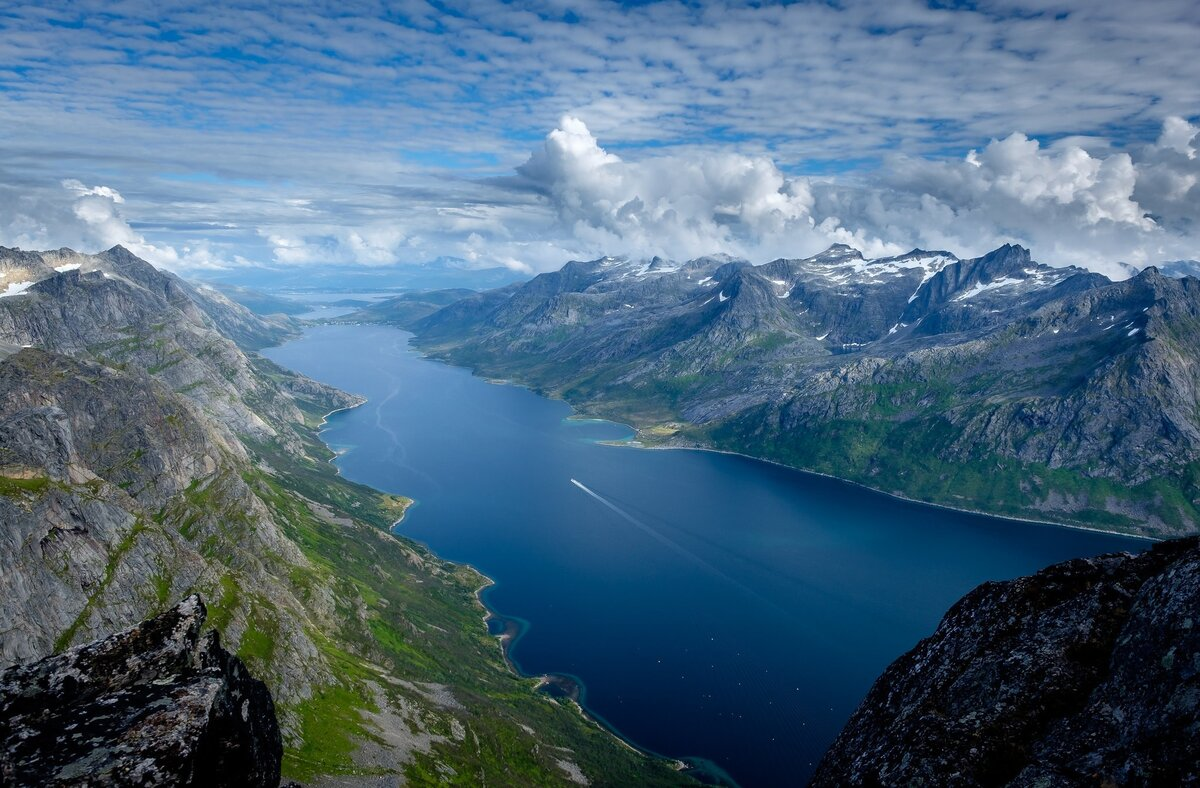 рассадным картинка норвегия природа шанкра
