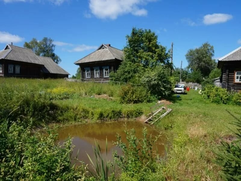 Картинки село тихое