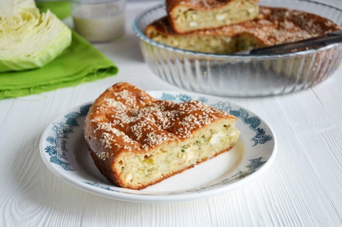 Пирог на кефире несладкий рецепты с фото