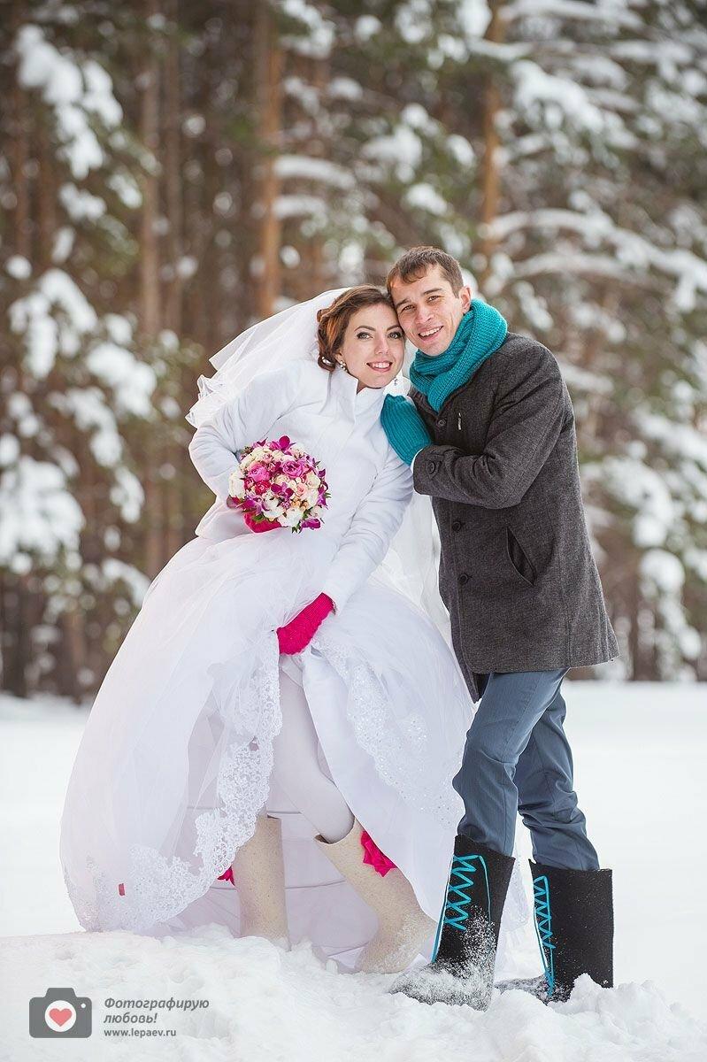 идеи для свадебной фотосессии зимой в москве сие