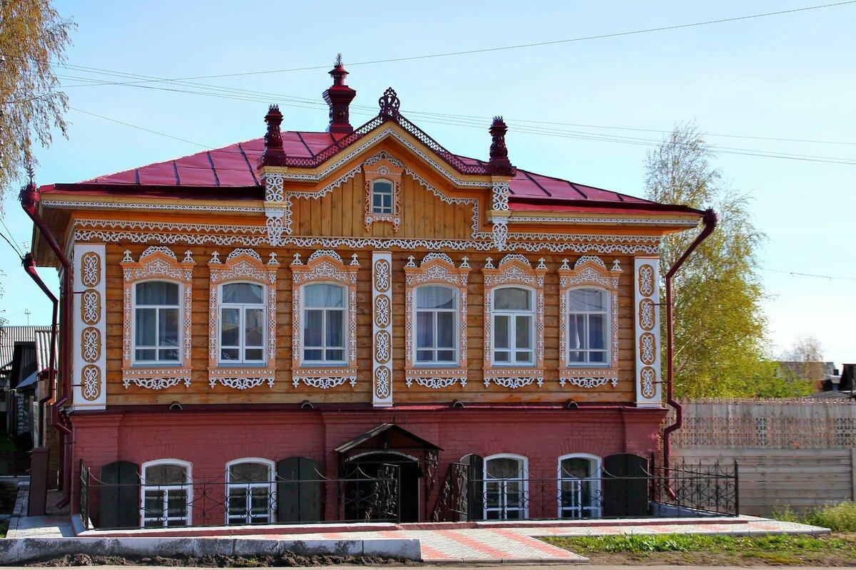 фото купеческих домов россии полнотелый саранске