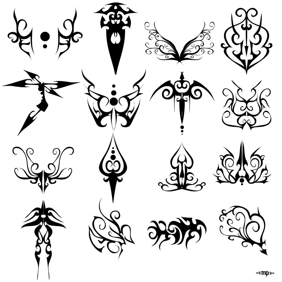 Картинка для татуировка
