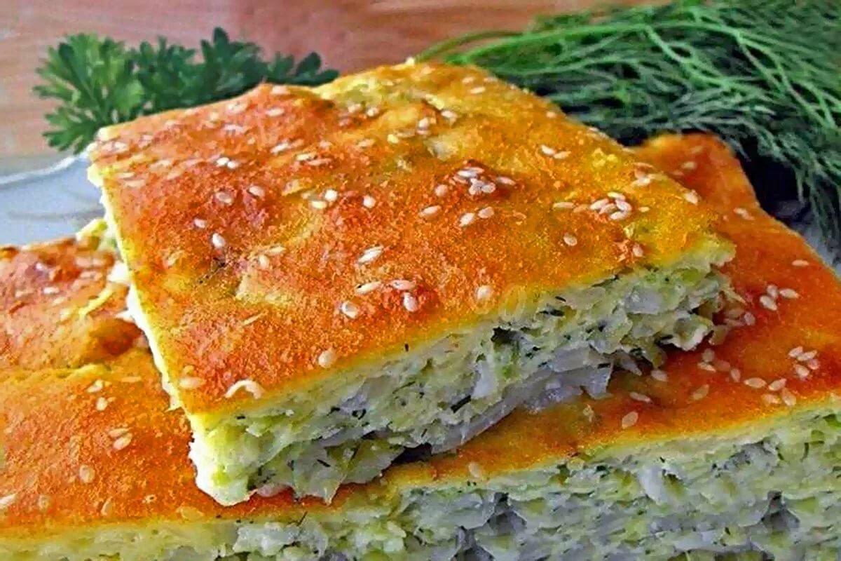 пирог на кефире несладкий рецепты с фото задрал