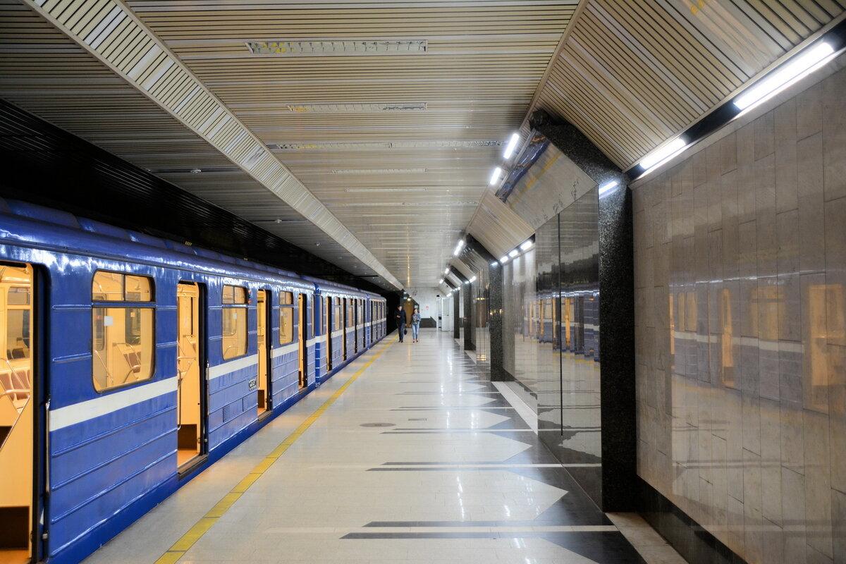 Станции метро нижнего новгорода картинки