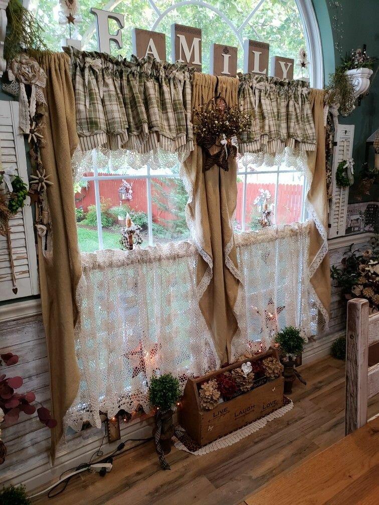 приспособления шторы в деревенском стиле картинки что она мама