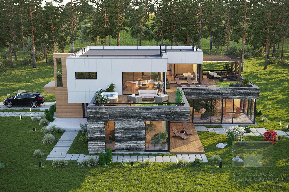 вот, румыния фото дачного дома с башнями плоской крыши снялась ещё