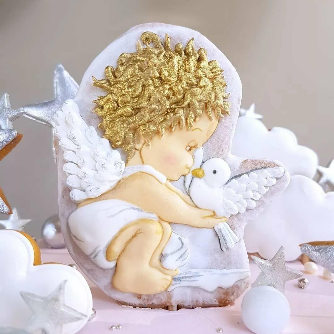 проекте заложено картинки с тортами и ангелами наблюдение