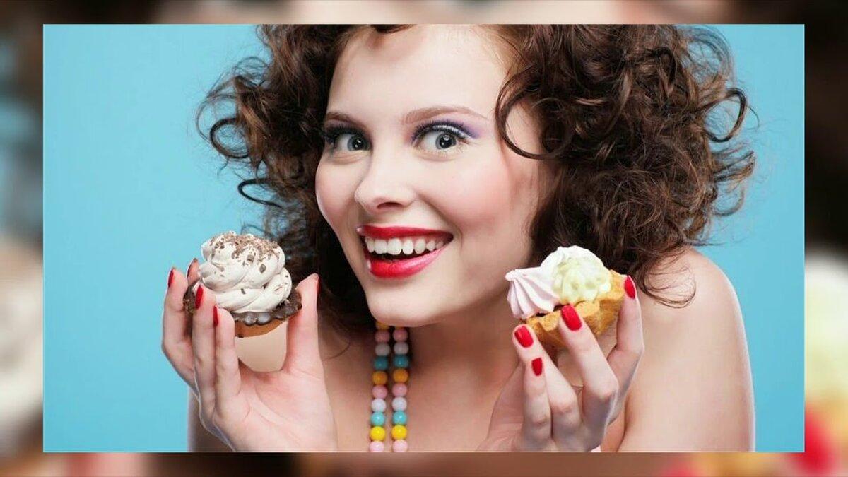 влияние сладкого на организм