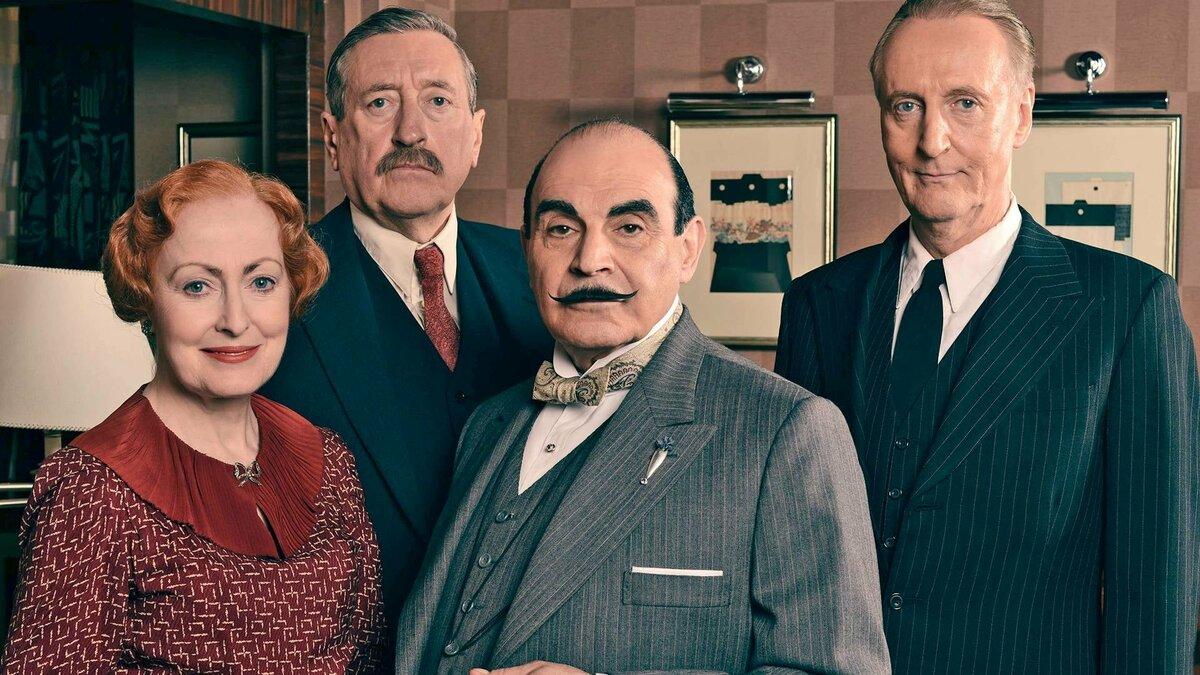 Пуаро Агаты Кристи / Agatha Christie's Poirot, сезон 1, Серия 2, Убийство в Мьюзе, смотреть онлайн