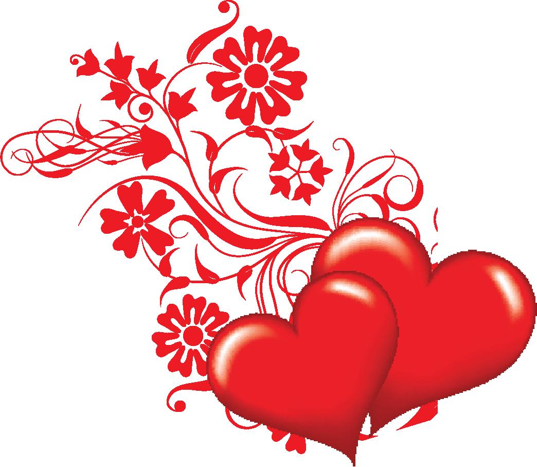 Сердечки для надписей картинки