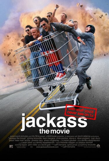 Чудаки (Придурки) (Коллекция: 7 фильмов) / Jackass (Collection) / 2002-2014 / ДБ, ПМ, АП, ЛО / BDRip, HDRip, WEB-DLRip, DVDRip