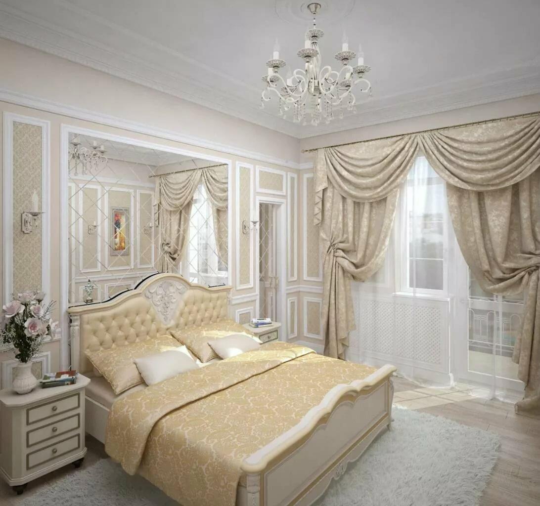 картинка картинки спальни в классическом стиле которые