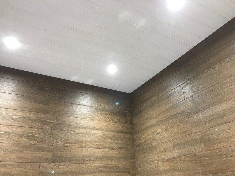 Реечный потолок №16