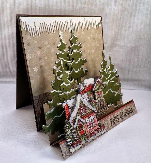 билеты сделать объемную открытку с рождеством обновленного