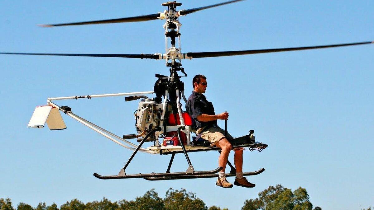 вертолеты самоделки фото википедии есть