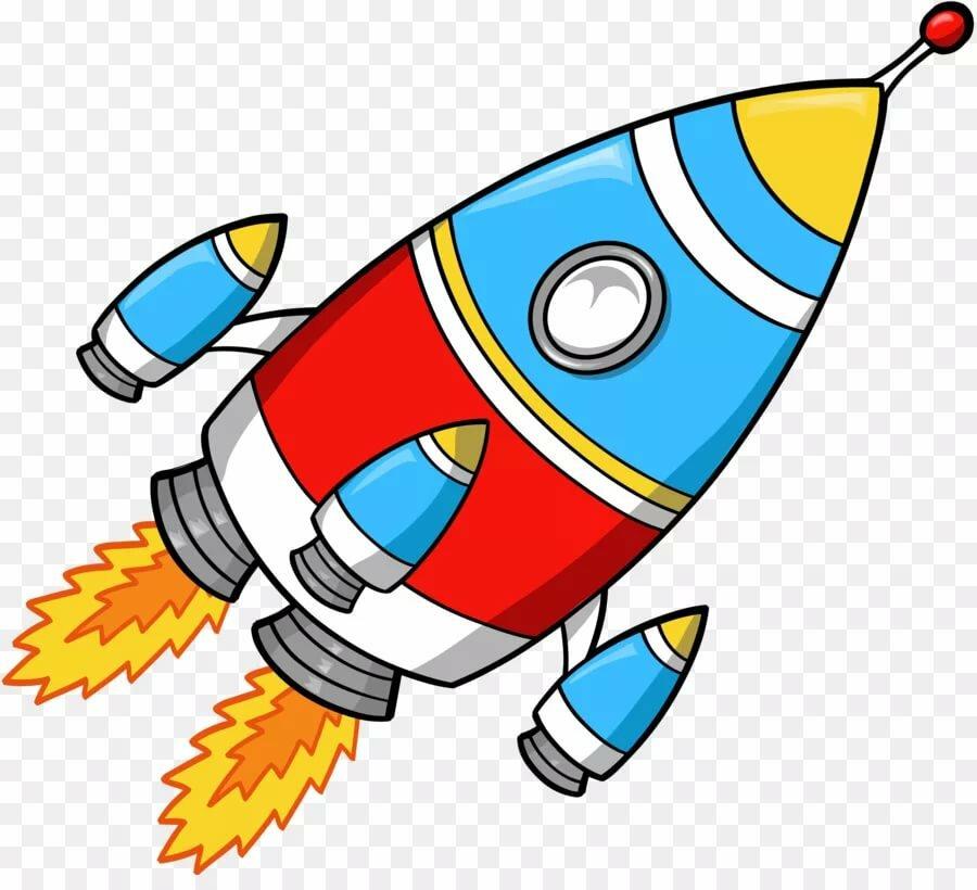 Детские картинки космический корабль