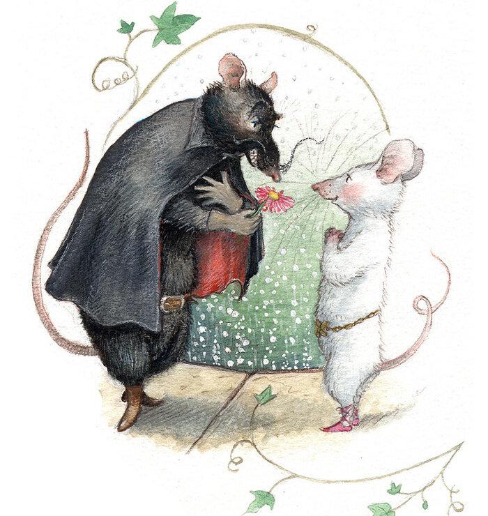 объекта, картинки новогодних мышей и крыс день медика хочу