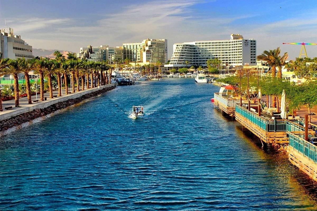самые красивые пляжи израиля фото самом