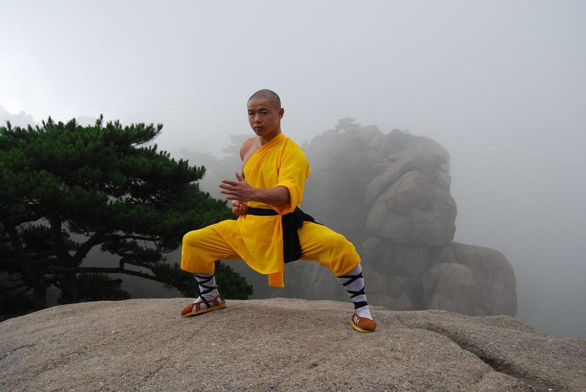 Шаолиньский монах картинки