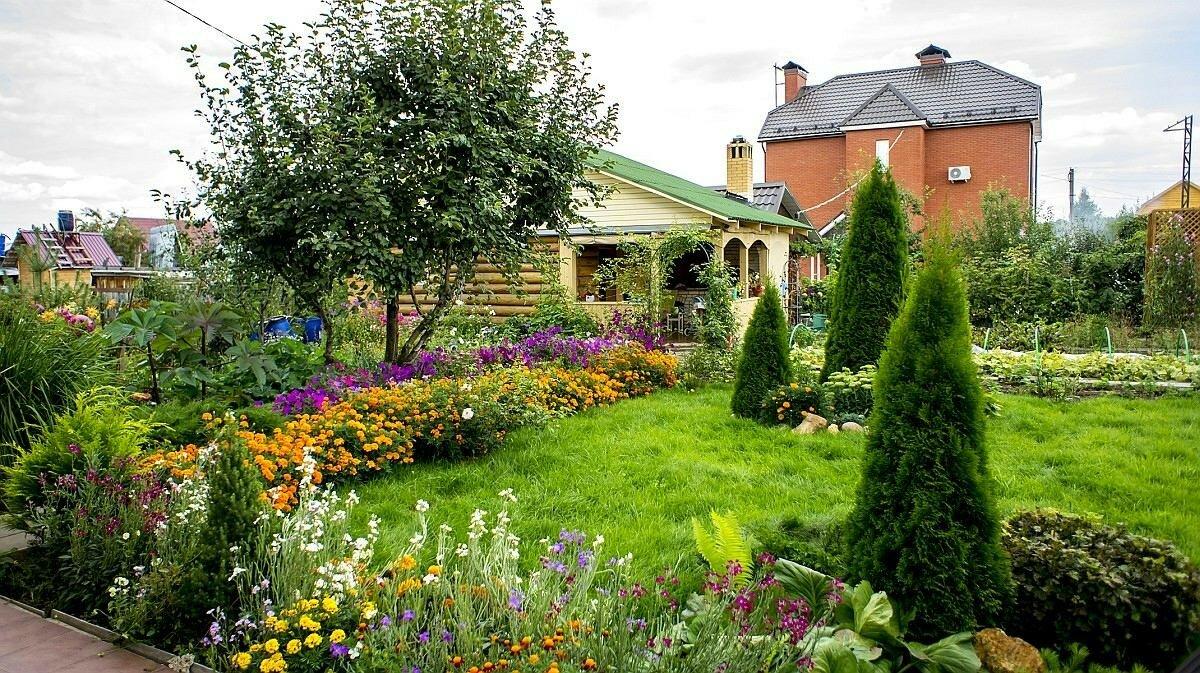 даже красивые сады дачников подмосковья фото руководство, как