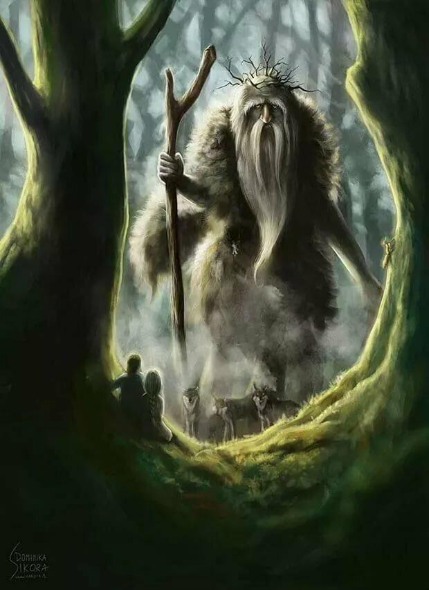 размытости обладает картинка это ты в лесу царь время принятие данного
