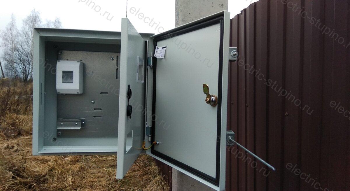 Сборка электрощита на 15 кВт 380 В в Ступинском районе