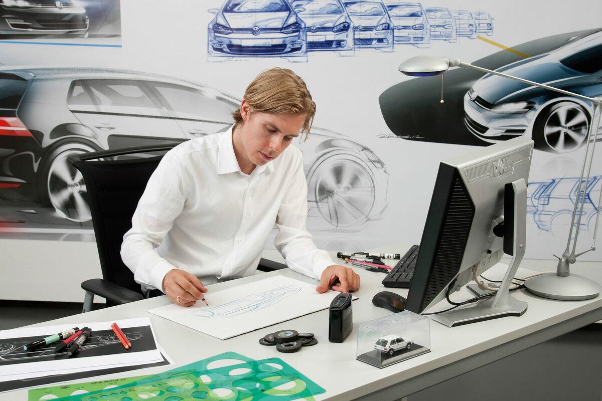 Картинка проектировщиков машин