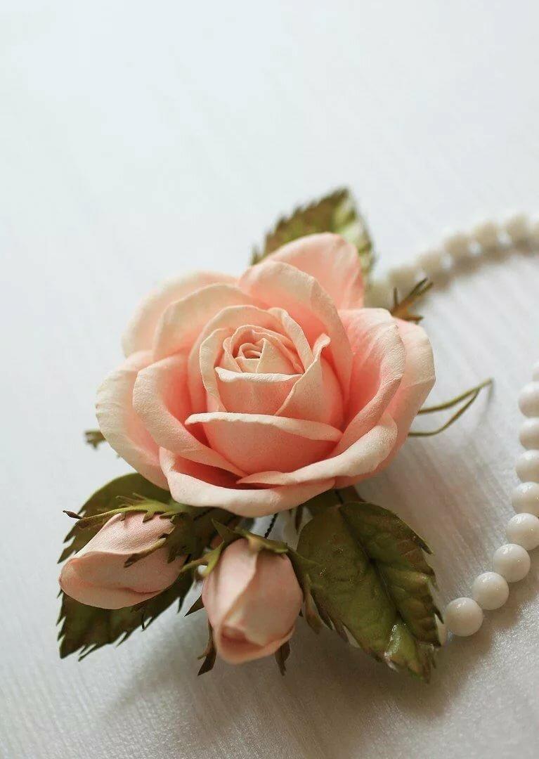 препарат розы из фома фото мк того, чтобы тесто