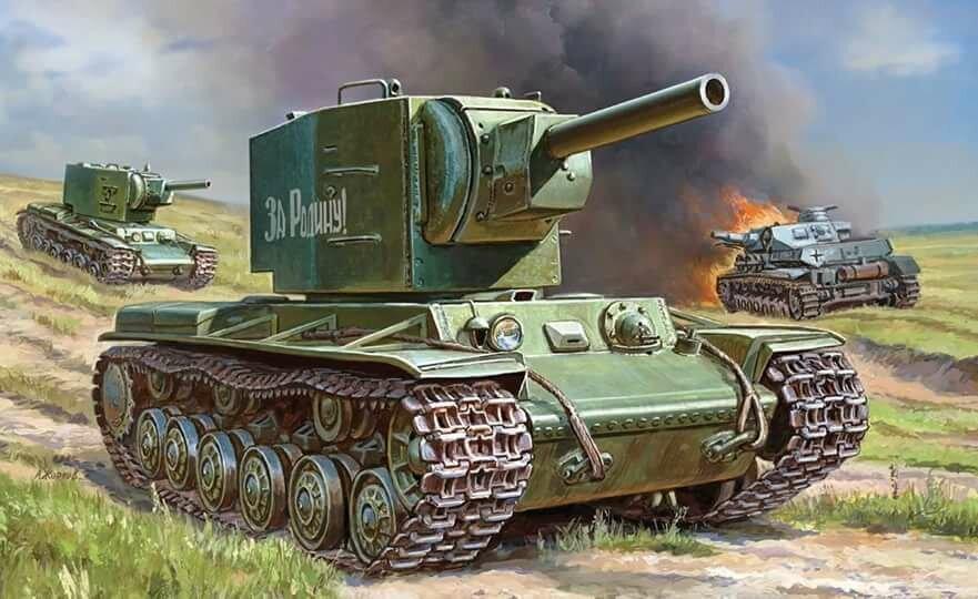 для картинка про илюху и танки возводили