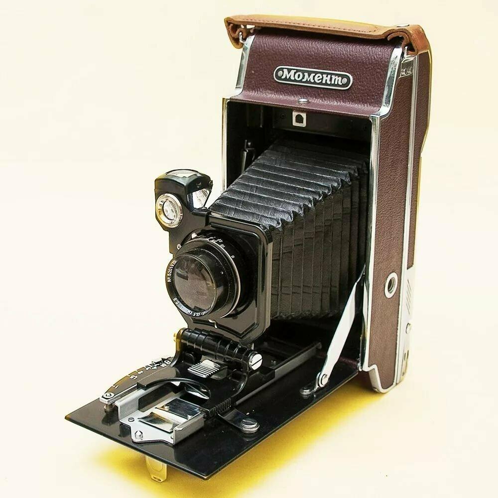 количество экземпляров советских фотоаппаратов