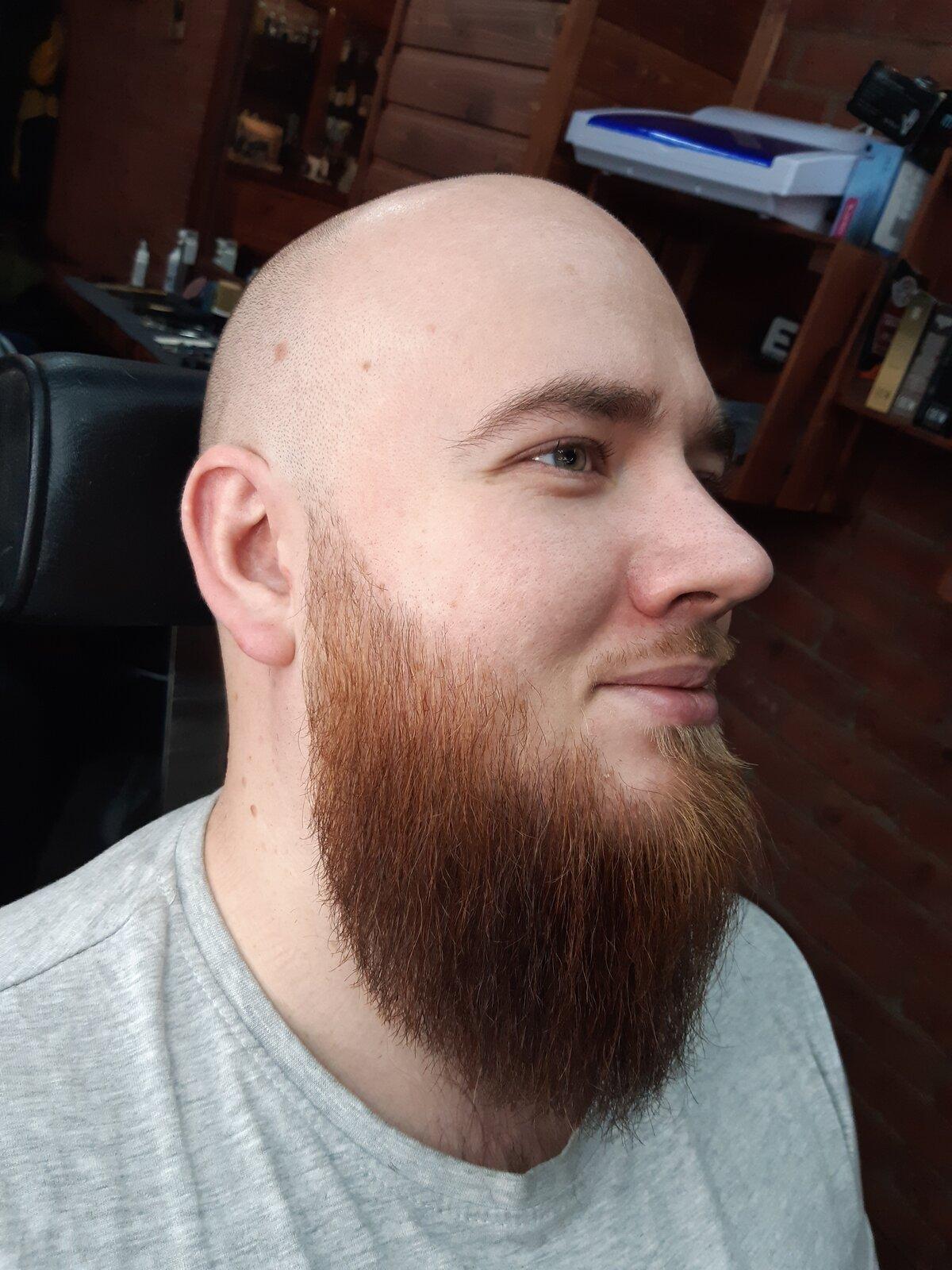 У тебя есть борода и я скажу тебе да картинка