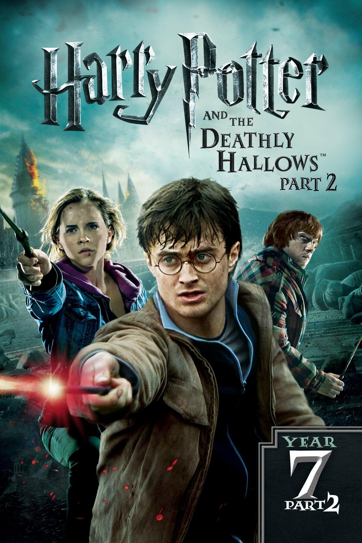 """«Все отзывы о фильме """"Гарри Поттер и Дары смерти: Часть II ..."""