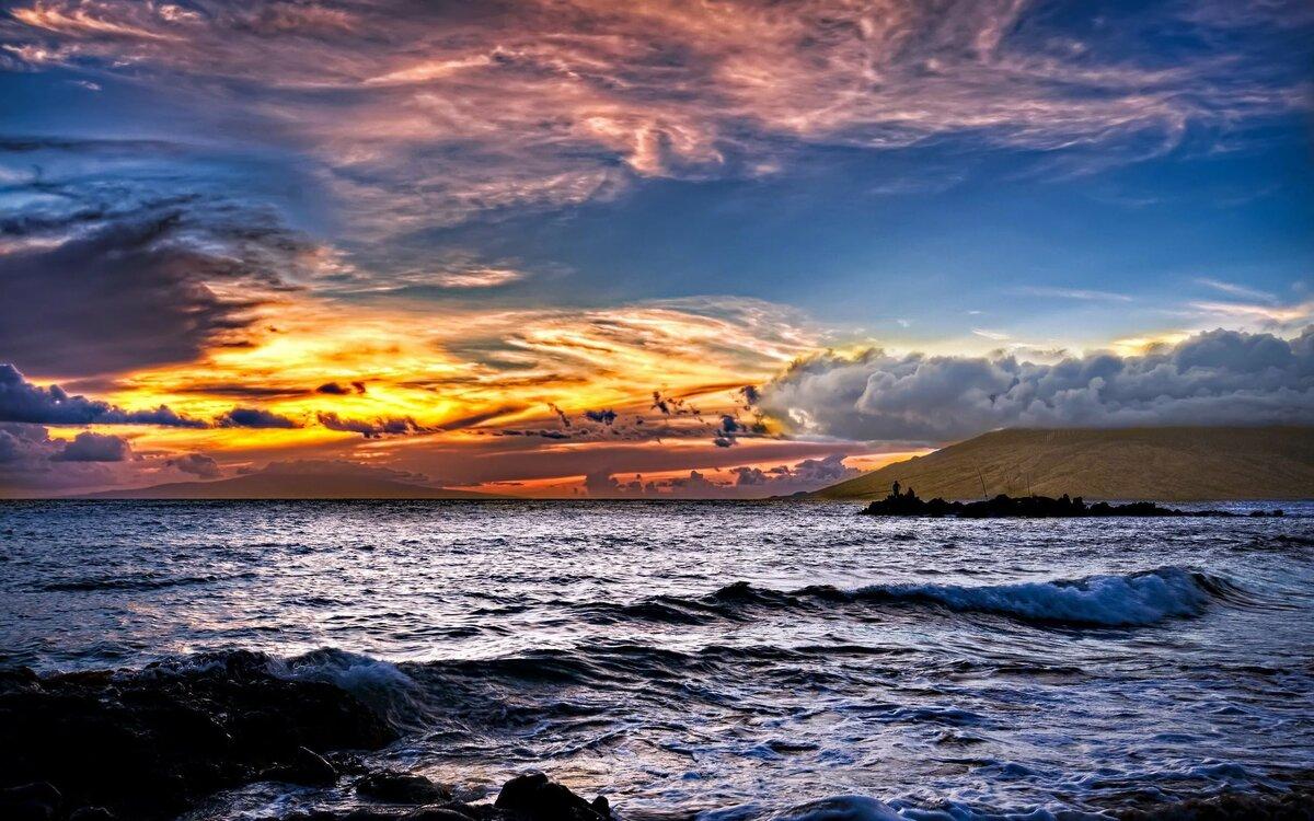 таких фото виды морского заката можем предложить