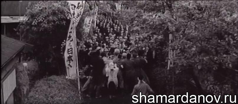 Гул самолётов и земля (Япония, 1957 год, советский дубляж), смотреть онлайн